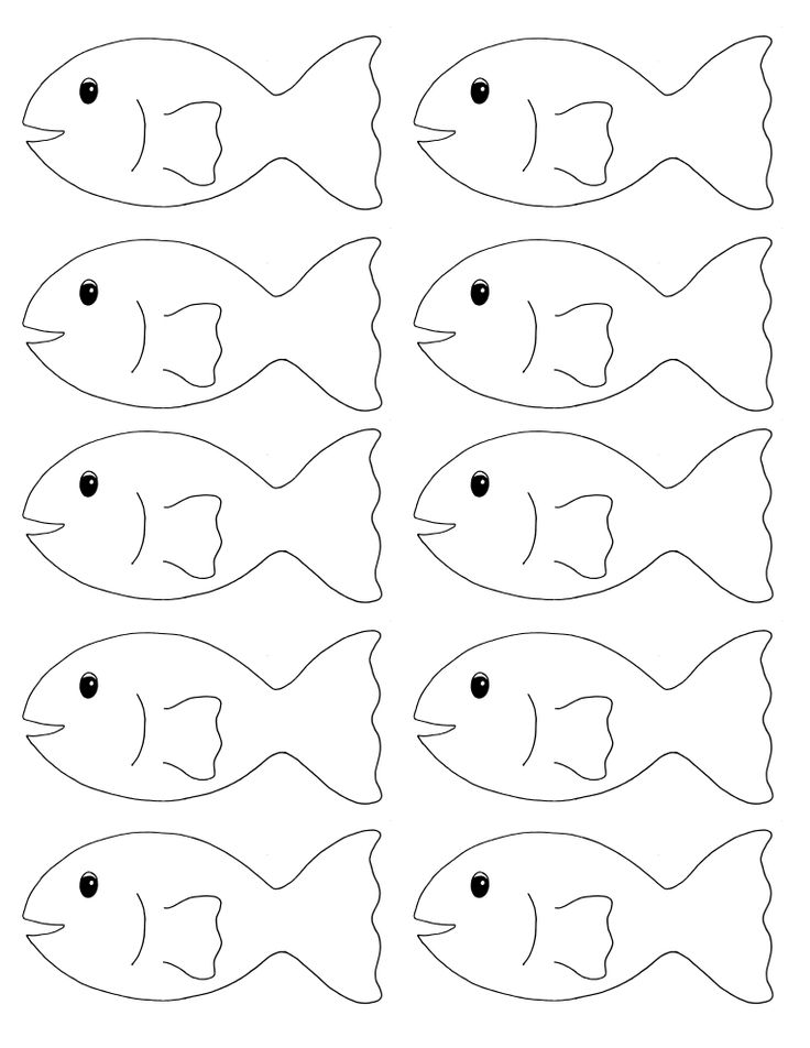 Go Fish Printable Game