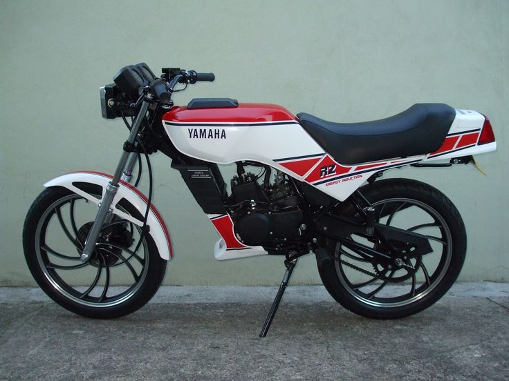 Yamaha RZ50LC 1985!