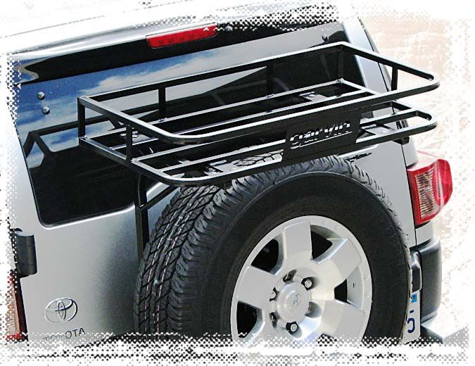 Wilderness Racks FJ Cruiser Trail Rack [55000] - $399.95 : Pure FJ Cruiser Accessories, Parts and Accessories for your Toyota FJ Cruiser