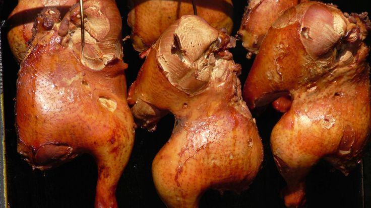 Praktyka u Praktyka - Wędzony Kurczak
