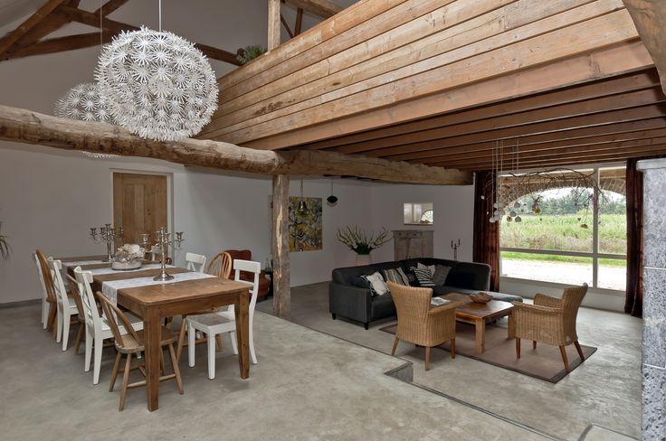 Mooie vide met veel licht tekoop unieke woonboerderij for Meerlo interieur