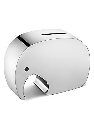 Georg Jensen Miniphant Money Box