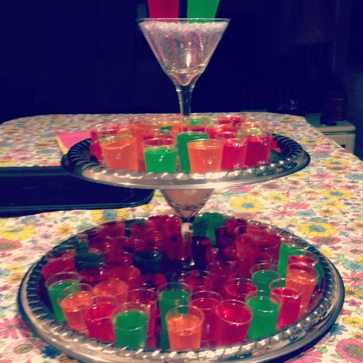wedding cake jello shot recipe jell o cake let s drink tonite 22993