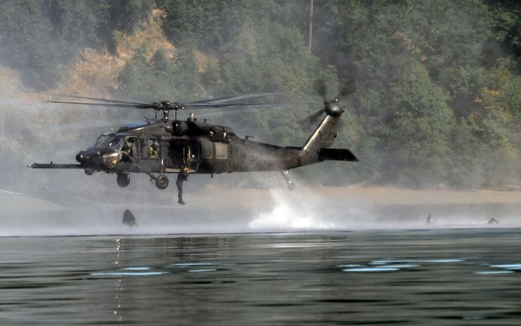 "U.S. Army | Sikorsky MH-60L Black Hawk (S-70A) | 160th SOAR ""Night Stalkers"""