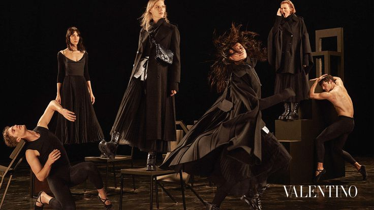 Valentino Fall/Winter 2016/2017 Campaign by Steven Meisel
