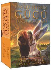 Yazar adı: DOREEN VIRTUE & RADLEİGH VALENTİNE Melek Tarot Kartları, kadim Tarot ilminin gücünü de yanına alan Baş Melek Kartlarıdır. 78 kart ve 1 kitapçık içerir...