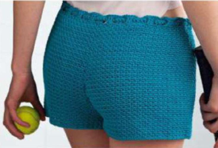 Pantalones cortos de tenis