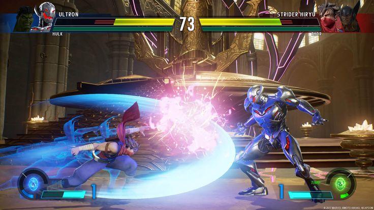 Marvel VS Capcom Infinite PC es un juego de lucha y ha tomado su parte justa de regreso desde su revelación, y el veneno no es en absoluto.