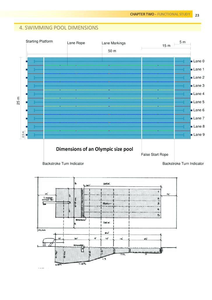 תמונה קשורה Swimming Pool Dimensions Olympic Size Pool Olympic Size Swimming Pool