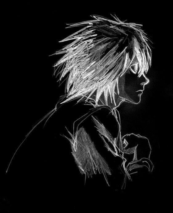 Best Death Note Images On   Anime Art Manga Anime