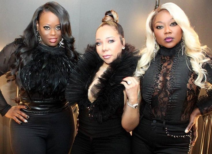 T.I.'s Wife Tameka Cottle With Her 'Sisters' LaTocha And Tamika Scott Give XSCAP3 Fans A Night To Remember At The Barclays Center -- Videos Go Viral #LaTochaScott, #TamikaScott, #Tiny celebrityinsider.org #Entertainment #celebrityinsider #celebritynews #celebrities #celebrity