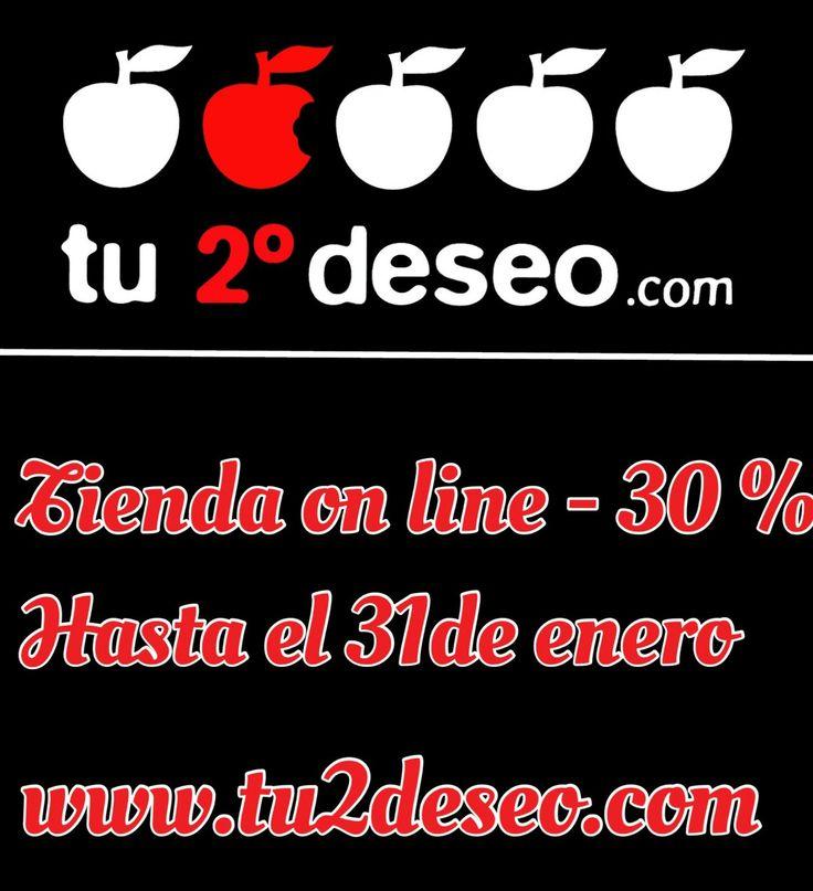 Visita nuestra pagina web en todos los productos tenemos un – 30% Aprovecha este mes nuestras ofertas http://www.sexshopydespedidas.com/