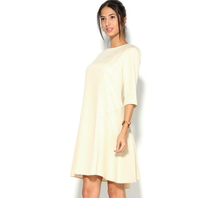 Šaty v nude odstínech | modino.cz #ModinoCZ #modino_cz #modino_style #style #fashion #newin