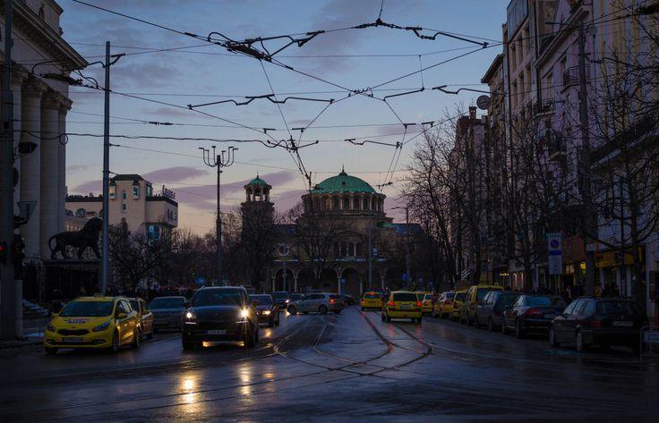 Центр Софии #Болгария