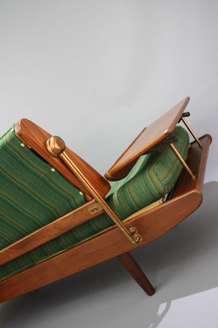 MID Century Toothill UK HEALS Teak Sofa DAY BED Retro Vintage Lounge Couch Danish ERA in Narre Warren, 360 MODERN FURNITURE VIC   eBay