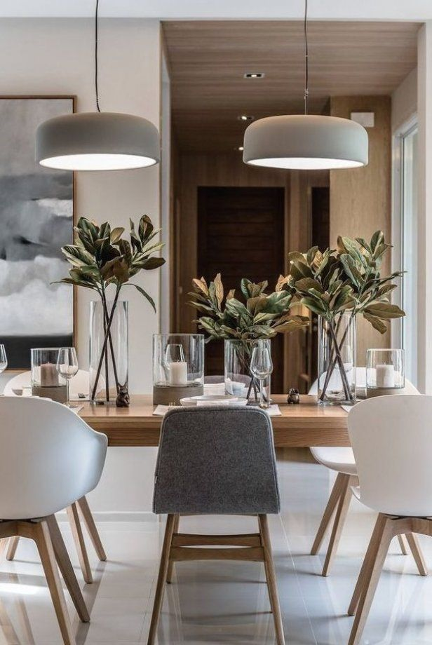 Design Suggestions For Decorating A Small Eating Room In 2020 Scandinavian Dining Room Modern Dining Room Luxury Dining Room