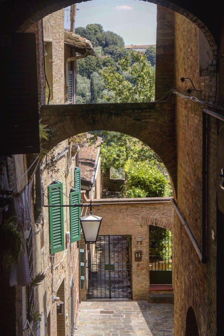 Siena. Toscana, Italia