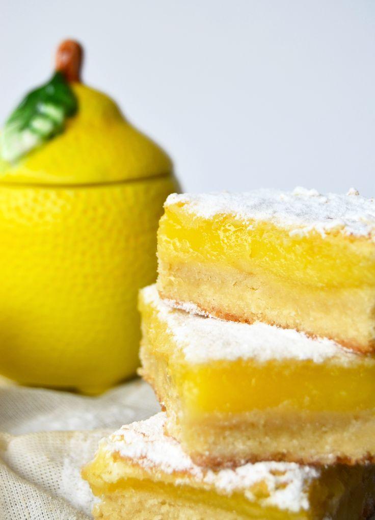 Barritas de limón / Tres Tenedores