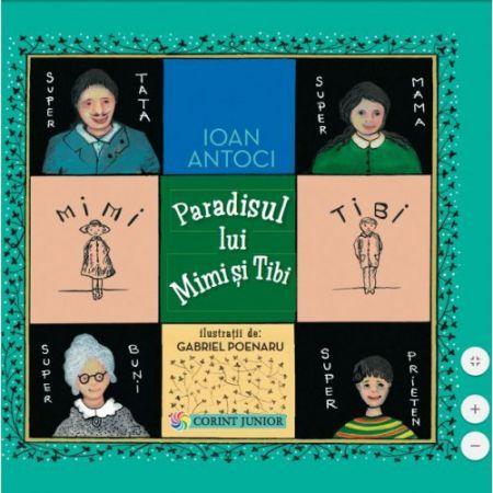 """Am descoperit cu mare bucurie o carte pentru copii și părinți, scrisă de un autor român contemporan. """"Paradisul lui Mimi și Tibi"""" scrisă de Ioan Antoci, ne prezintă viața unei familii moderne românești. Nu știu dacă este și viața unei familii moderne străine deși tind să cred că așa este. Am citit cartea pe nerăsuflate și am hotărât că, deși e recomandată copiilor peste 7 ani, la cei șase ani ai băiețelului meu, aș putea încerca să o citesc și unde e cazul să îi răspund la întrebări. Pentru…"""