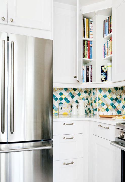 corner kitchen cabinet solutions kitchen pinterest. Black Bedroom Furniture Sets. Home Design Ideas