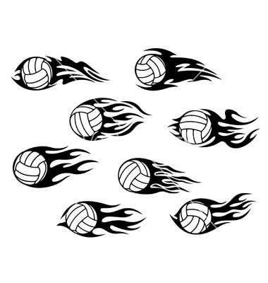 volleyball tattoo - Google Search