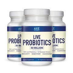 Live Probiotics | DrAxe.com Online Store