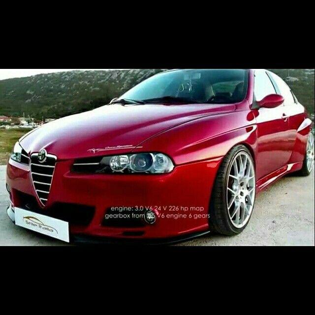 25+ Best Ideas About Alfa Romeo 156 On Pinterest