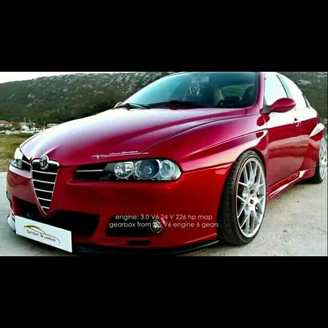 17 Best Ideas About Alfa Romeo 156 On Pinterest
