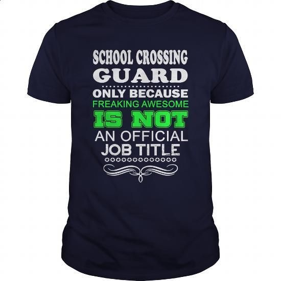 SCHOOL CROSSING GUARD - FA #Tshirt #style. SIMILAR ITEMS => https://www.sunfrog.com/LifeStyle/SCHOOL-CROSSING-GUARD--FA-Navy-Blue-Guys.html?60505