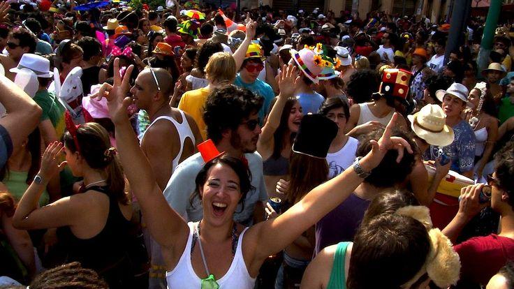 Blocos de Rua Carnaval Rio de Janeiro