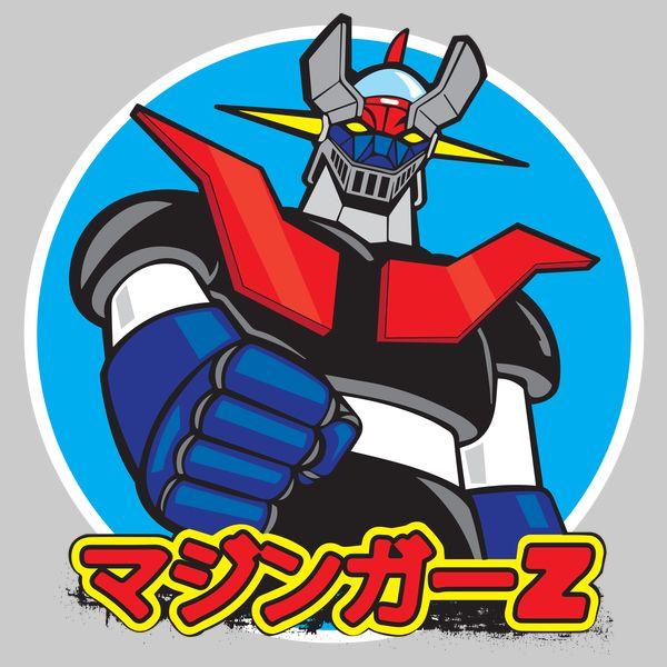 Mazinger Z Retro - NeatoShop
