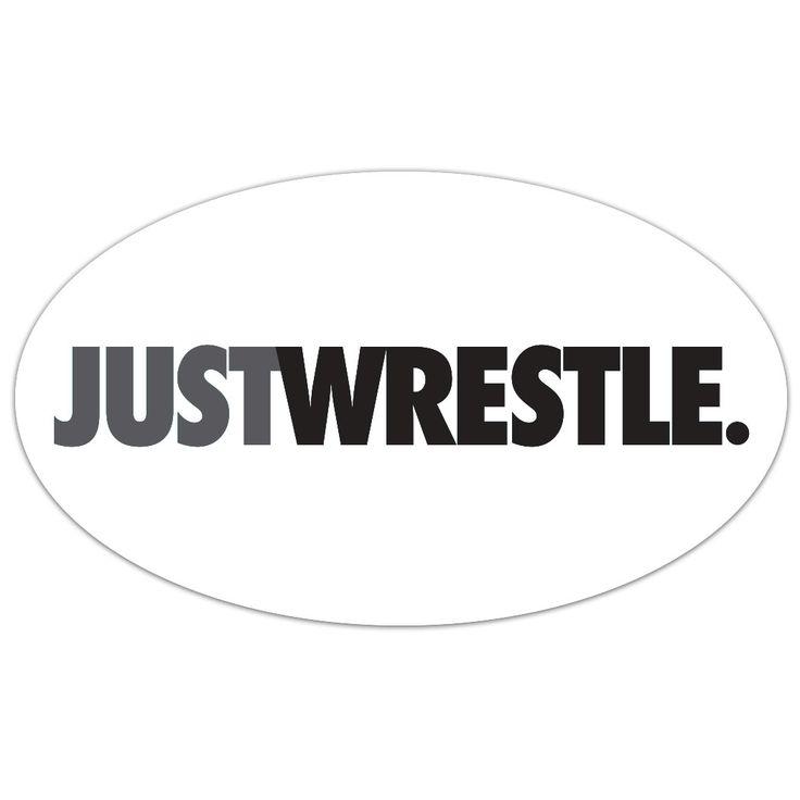 Best Wrestling Car DecalsTShirtsMagnetsWall Decals Images On - Custom wrestling car magnets