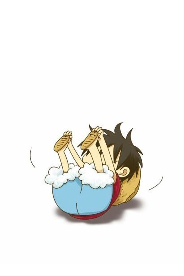Luffy :D ~ Lol I dont know why I find this hilarious