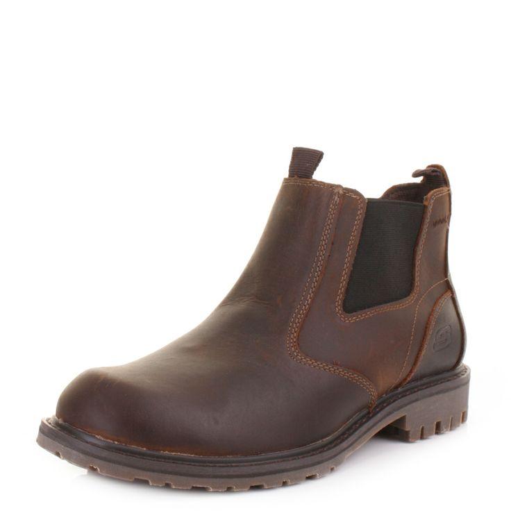 Skechers - Mens Boots