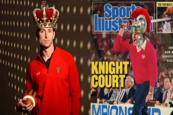 Too soon to compare Kliff Kingsbury to Bob Knight?