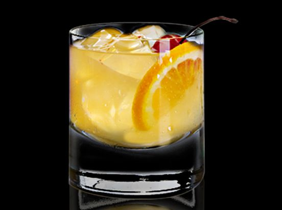 1 part Gentleman Jack | 3 parts sweet and sour mix. Serve over ice. Garnish with a cherry and an orange