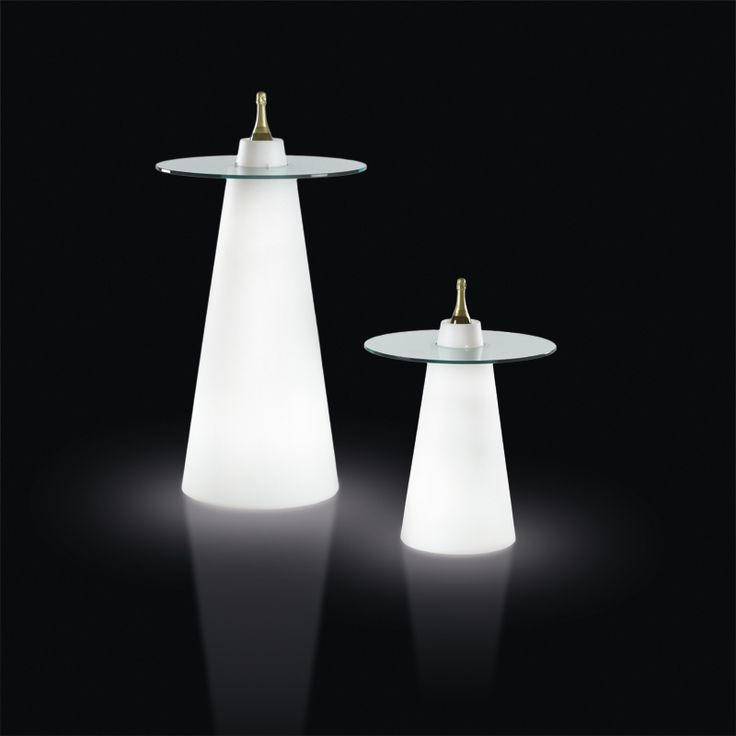 PEAK tables, design by Aksu, Suardi for SLIDE