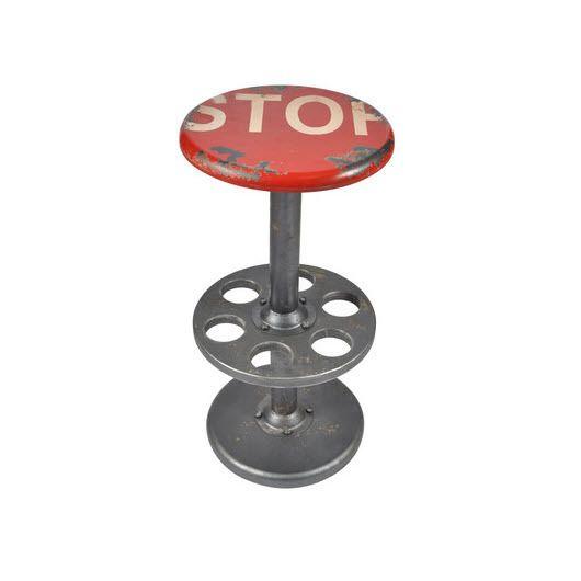 Vavoom Emporium - Substation Stop Bar Stool, $221.00 (http://www.vavoom.com.au/substation-stop-bar-stool/)