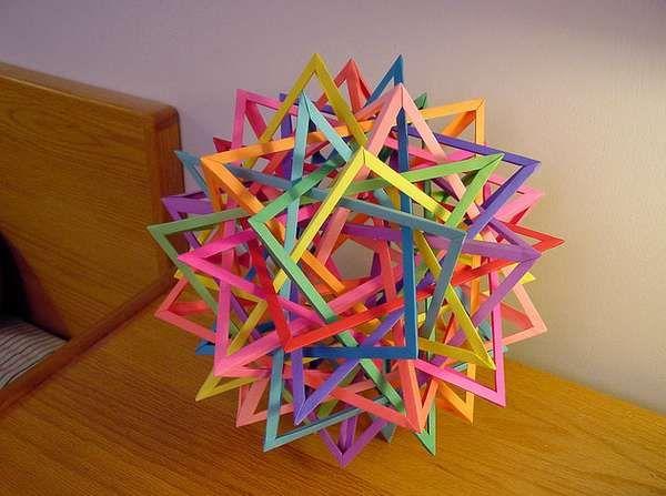 origami modulars by daniel kwan... I <3 it!