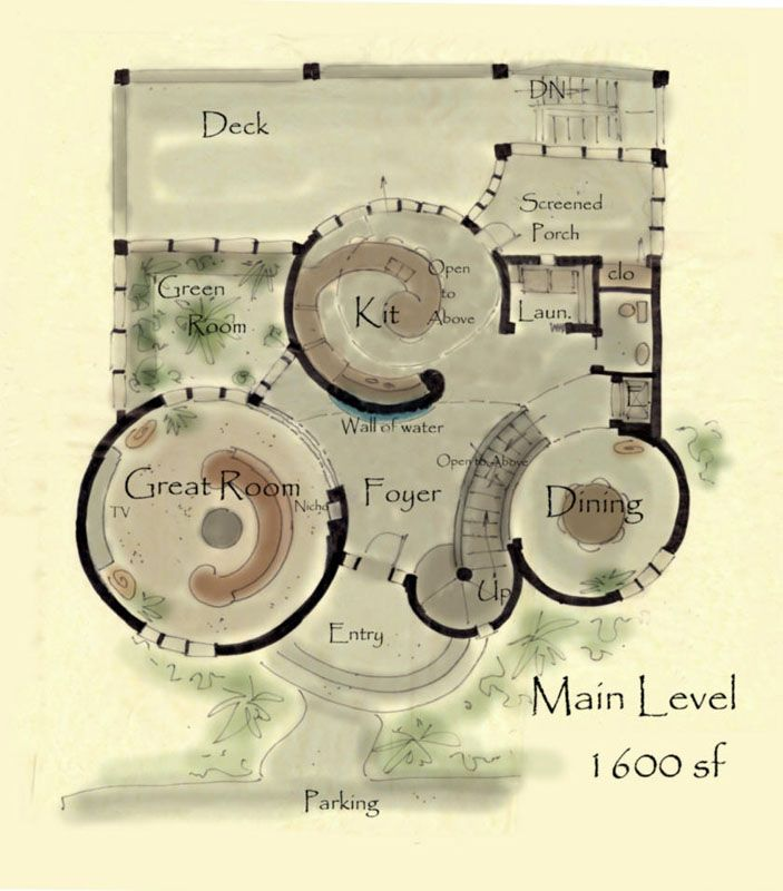 1000 images about earthbag cob home ideas on pinterest for Small castle floor plans