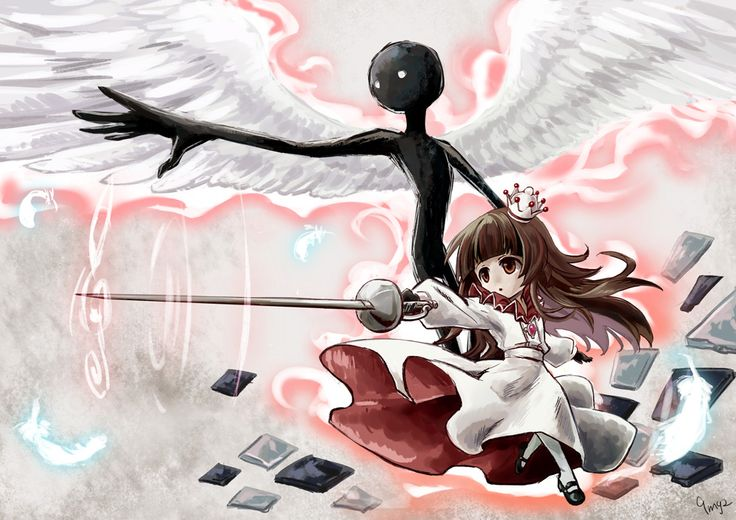 Brave Frontier: Deemo and the Girl