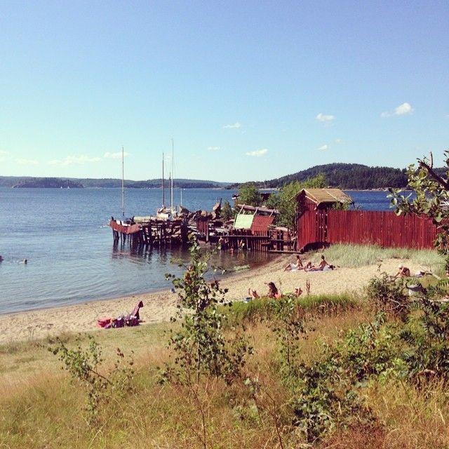 Underbara sommar!  #båtvarvet #u7d #Ljungskile
