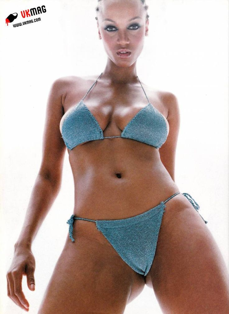 tyra banks nude and sexy