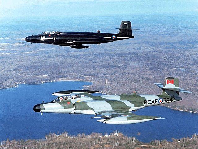 Avro CF100 Canuck