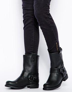 Enlarge ASOS CLOUD Calf High Boots