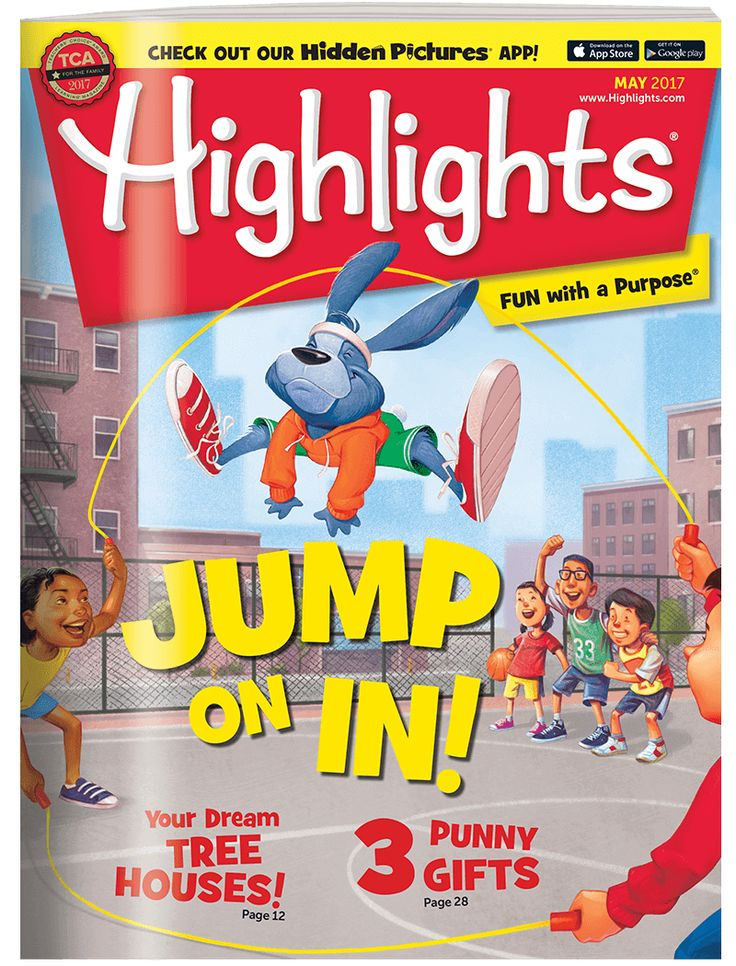 Highlights Magazine - The Original Kids Magazine Subscription