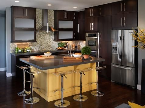 Custom Kitchen Islands: Pictures, Ideas U0026 Tips From