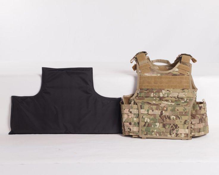 Veterans Soft Armor System – Tactical Vest & Carrier