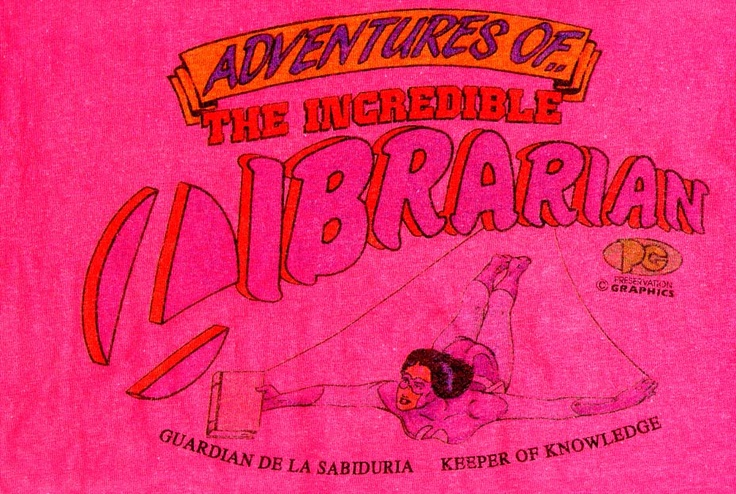 The incredible librarian