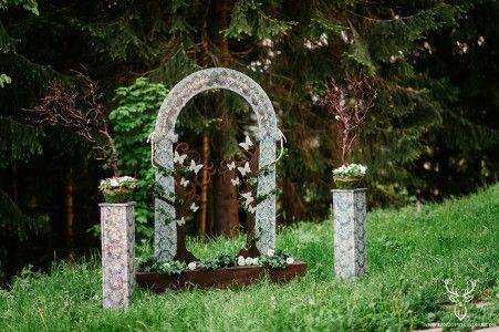 Gate of Moria - Satori Art & Event Design